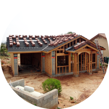 Point Loma Addition & Deck Under Construction